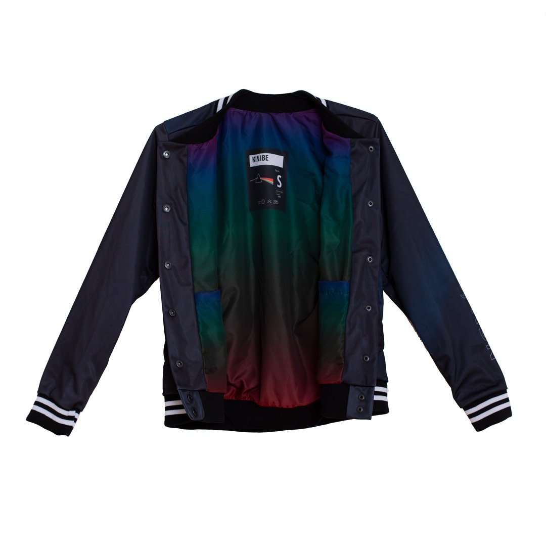 bomber jacket the dark side of the moon